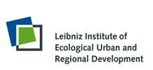 Logo of the Leibniz Institute of Ecological Urban and Regional Development